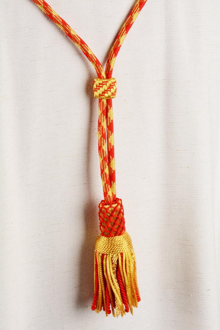 Cordoniera per Croce Pettorale Cremisi 321CROO