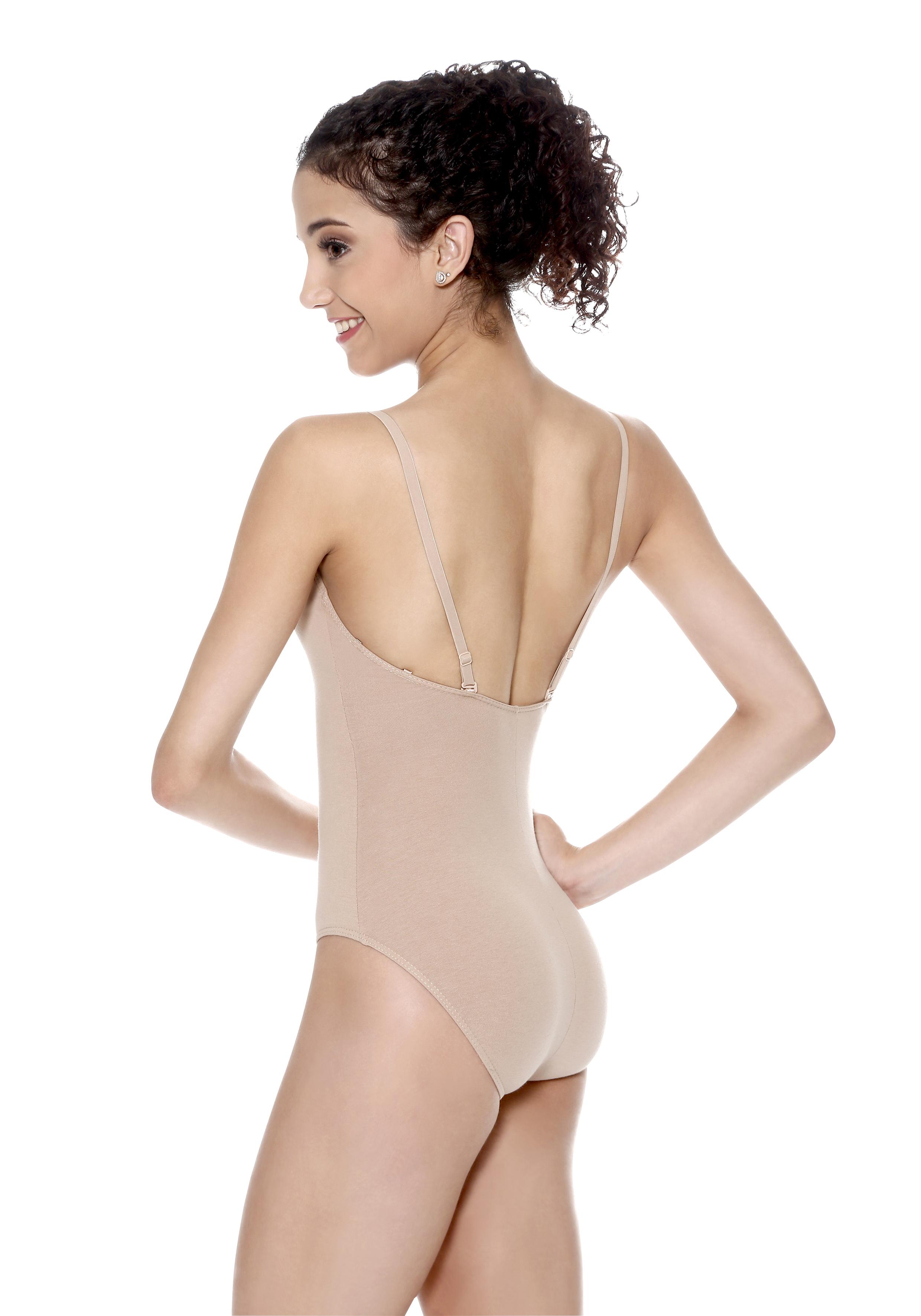 So Dança Body Intimo Danza   in cotone color  carne  RDE-8099