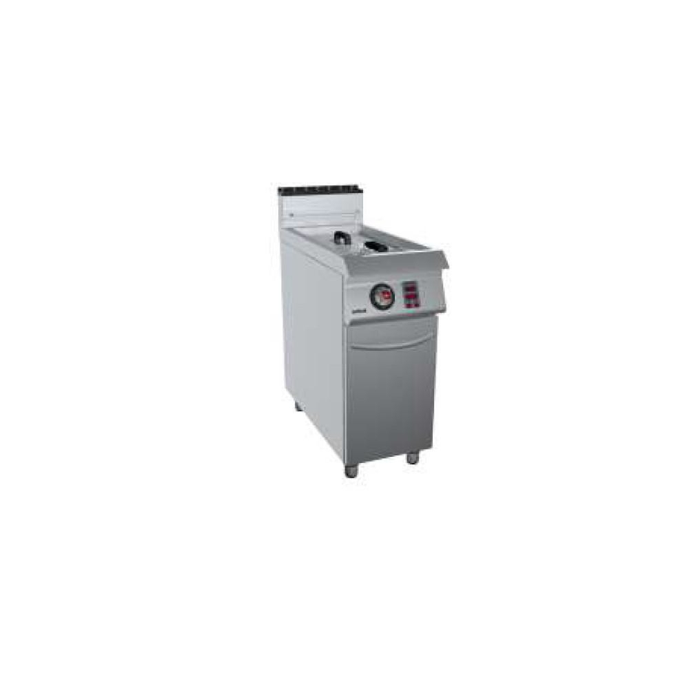 Friggitrice Premium Elettrica su Mobile - Capacità 17 l - Profondità 90