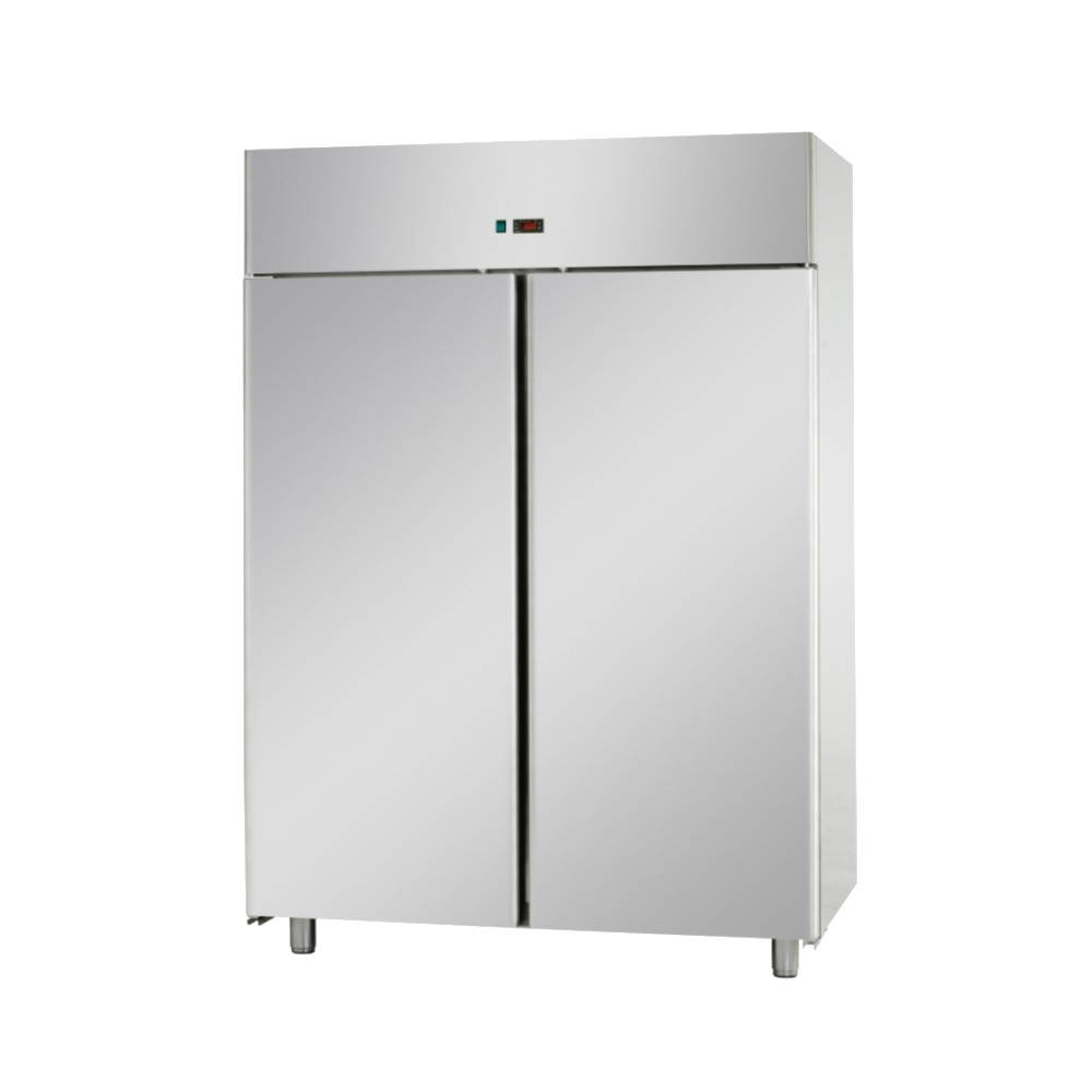 Armadio Frigo Tecnodom GN2/1 1400 Litri 0 / +10 °C Pred. Unità Remota 2 Porte