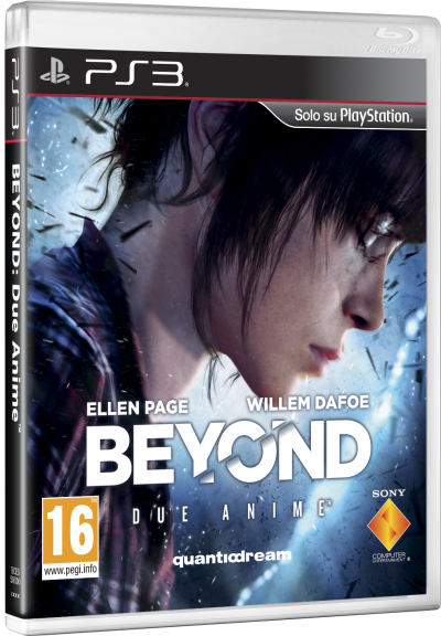 Sony BEYOND: Due Anime, PS3 videogioco PlayStation 3 ITA