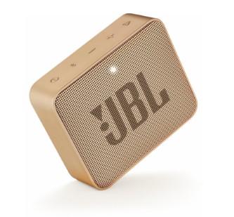 JBL GO 2 Mono portable speaker 3W Champagne