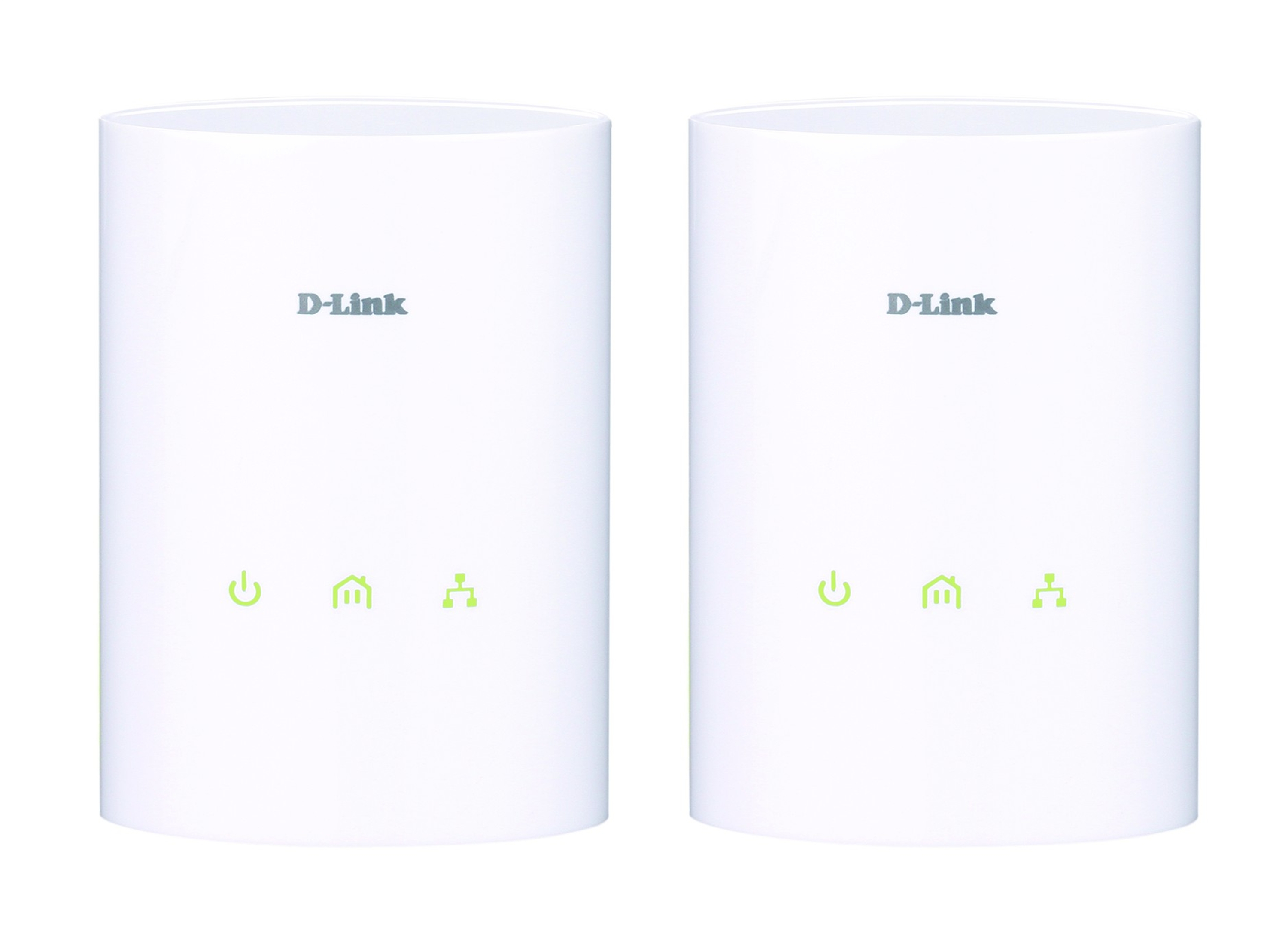D-LINK KIT POWERLINE 200MBPS PASSANTE DHP-P307AV ****ELIMINATO****