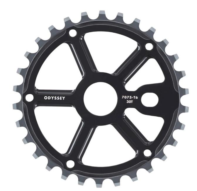 Odyssey Utility Corona Bmx   Colore Black