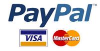 Pago PayPal y tarjetas