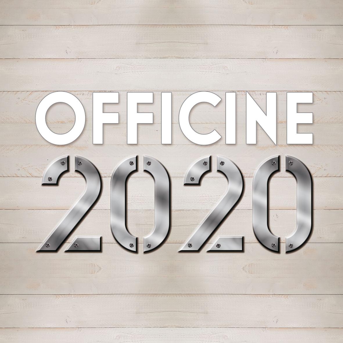 Officine 2020