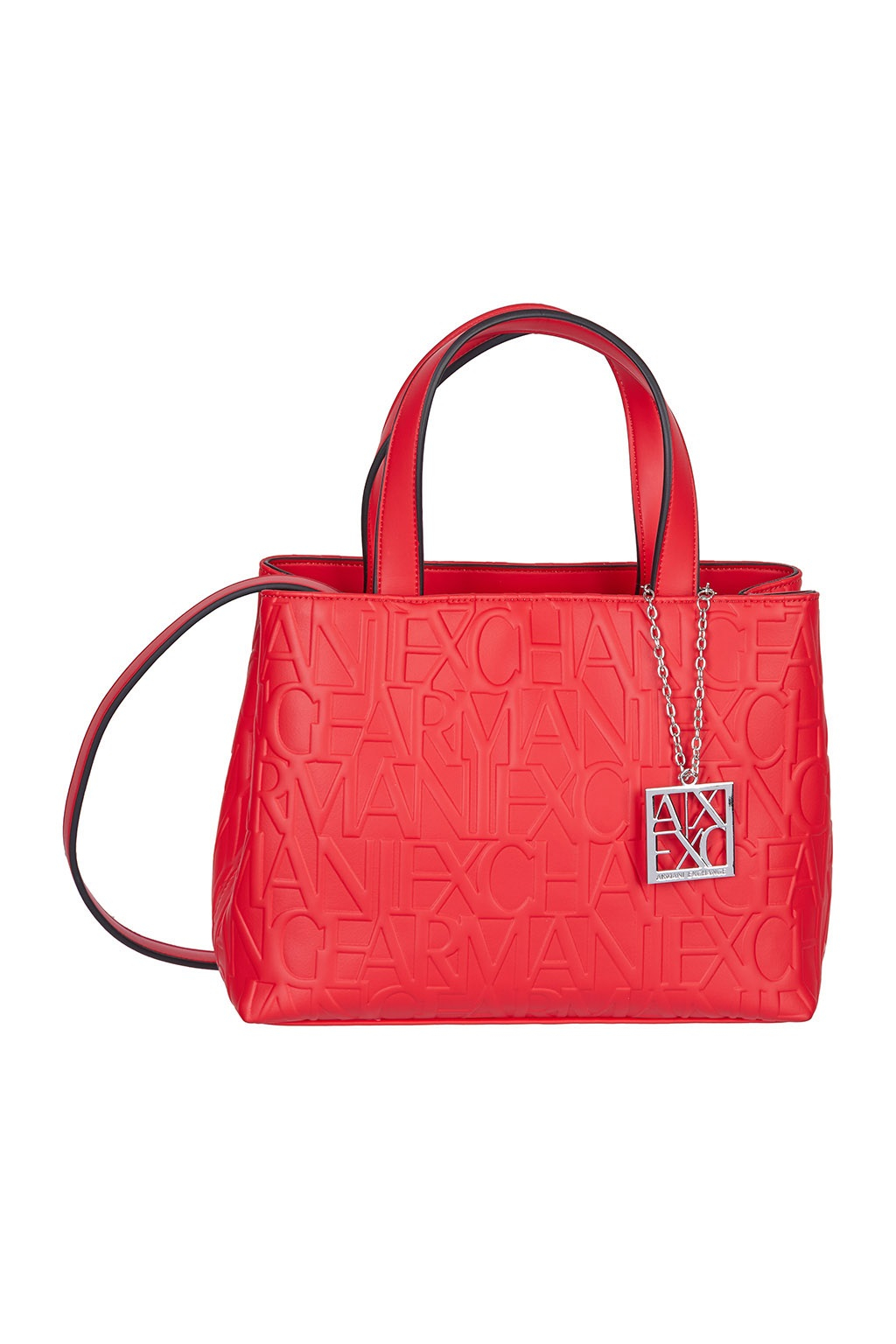 Borsa Shopper gommata ARMANI EXCHANGE