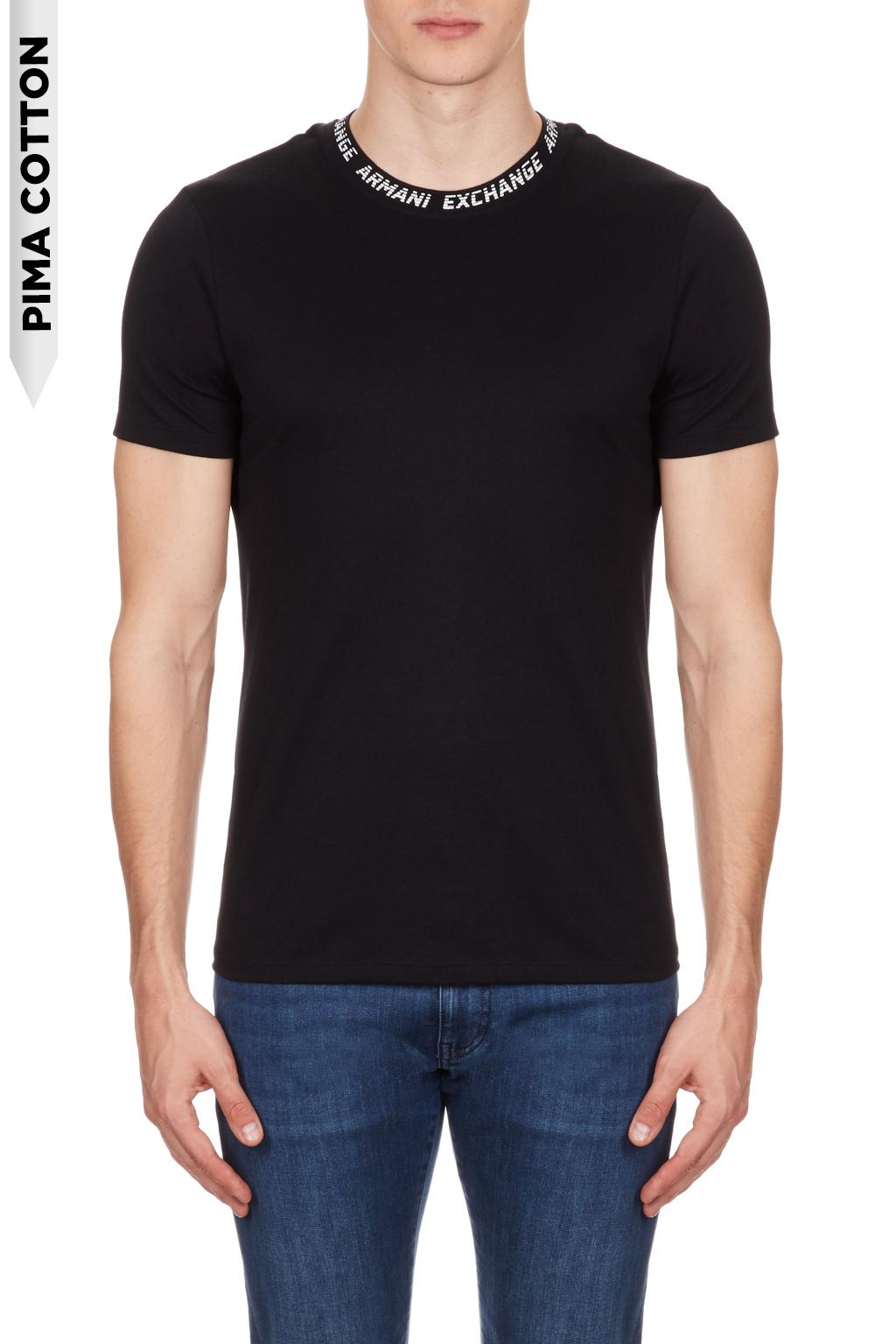 T-shirt uomo manica corta girocollo ARMANI EXCHANGE