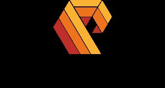 logo wave murano glass