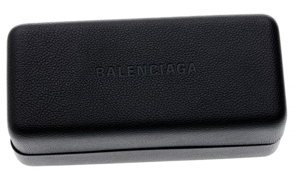 Balenciaga - Occhiale da Sole Unisex, Black/Grey Shaded  BB0049S  001A  C55