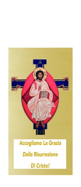 Porta ulivo Croce/Gesù (500 pz)