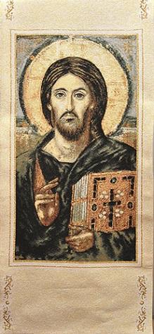 Copriambone Cristo Pantocratore