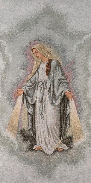 Copriambone Madonna Miracolosa