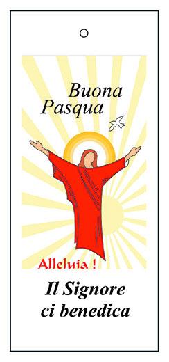 Porta ulivo Gesù Risorto (100 pz)