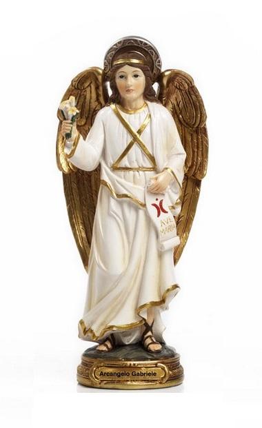 Arcangelo Gabriele cm. 20