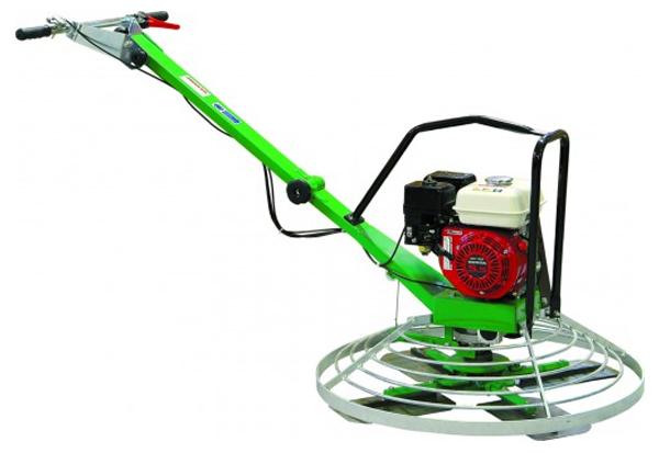 Lisciatrice Pavimenti Calcestruzzo Motore Honda GX160