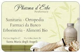 PHARMA d'ERBE Parafarmacie