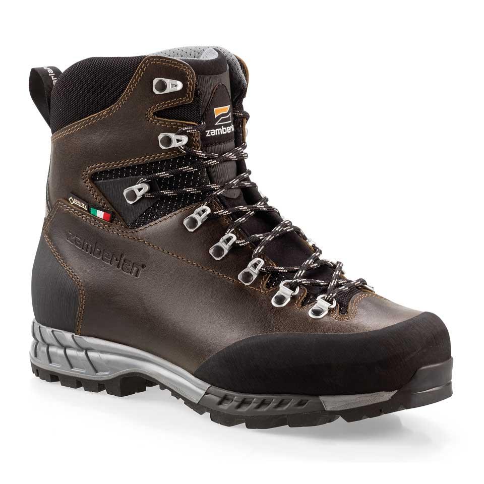 1111 CRESTA GTX® RR   -   Men's Hiking Boots   -   Waxed Dark Brown