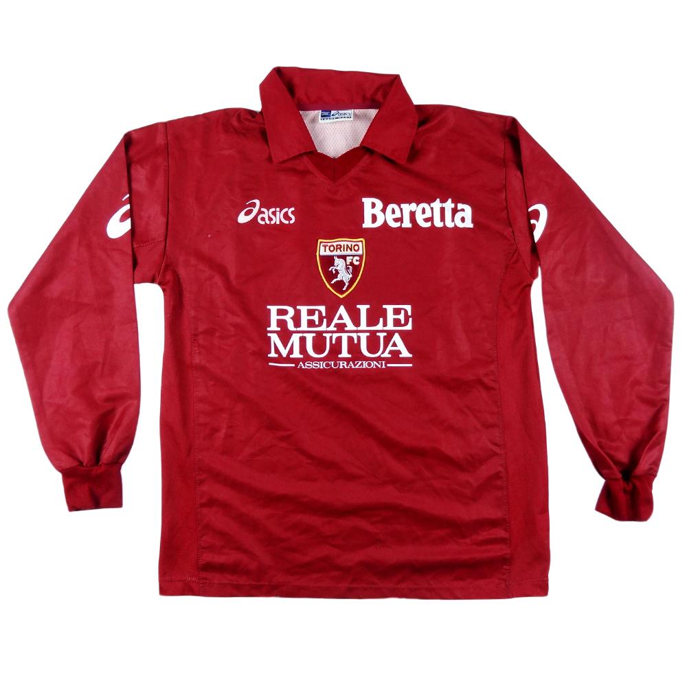 2007-08 Torino Maglia Home #16 Oguro M