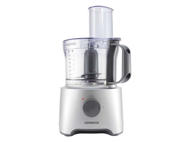 Kenwood FDP302SI robot da cucina 2,1 L Argento 800 W
