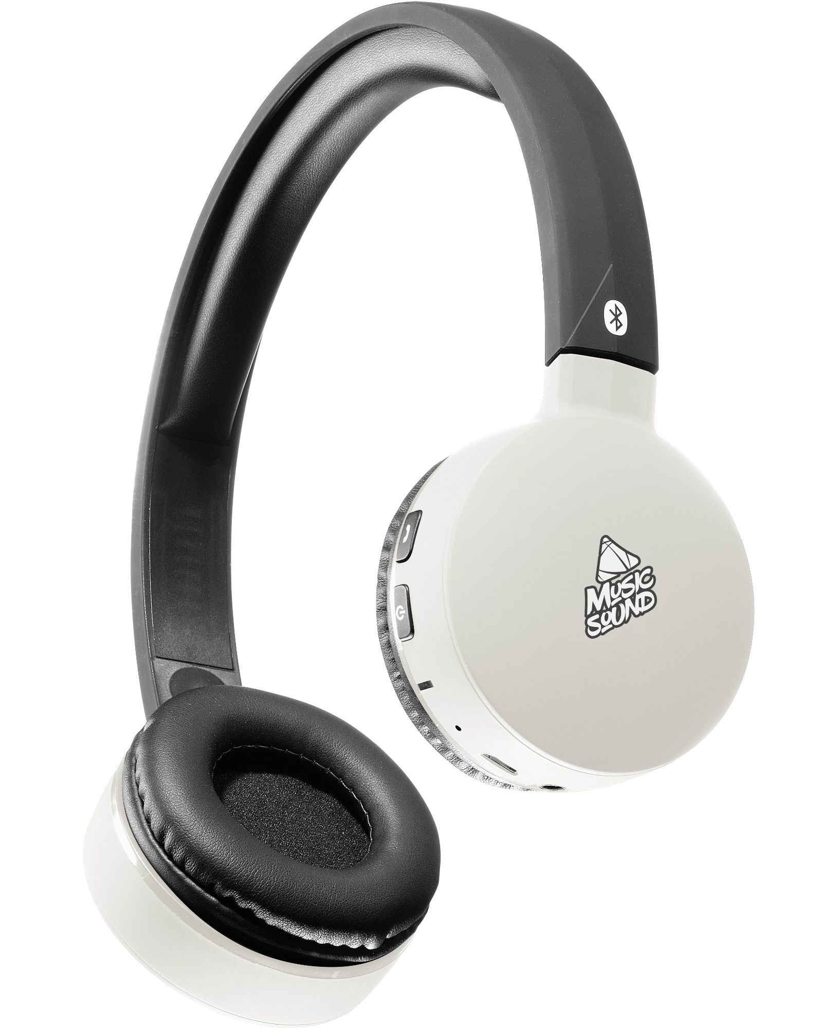 Cellularline MUSIC SOUND CUFFIE BLUETOOTH - UNIVERSALE Cuffie Bluetooth colorate con archetto estendibile e microfono