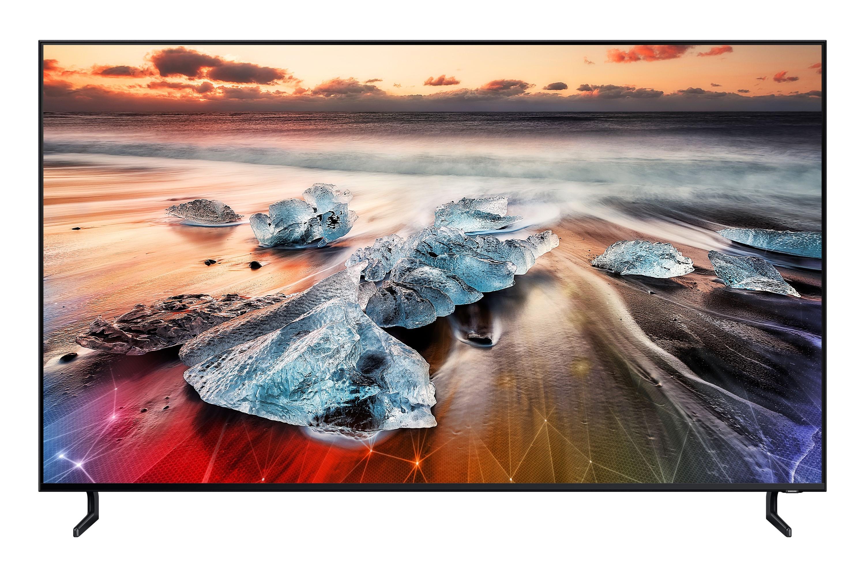 "Samsung TV QLED 8K 55"" Q950R 2019 - T2 HEVC - GARANZIA ITALIA"