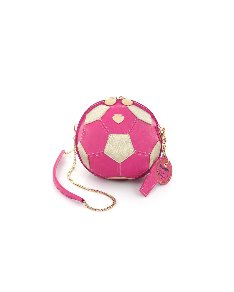 SHOPPING ON LINE LE PANDORINE SOCCER BAG CHAMPION FUXIA NEW COLLECTION WOMEN'S SPRING SUMMER 2020