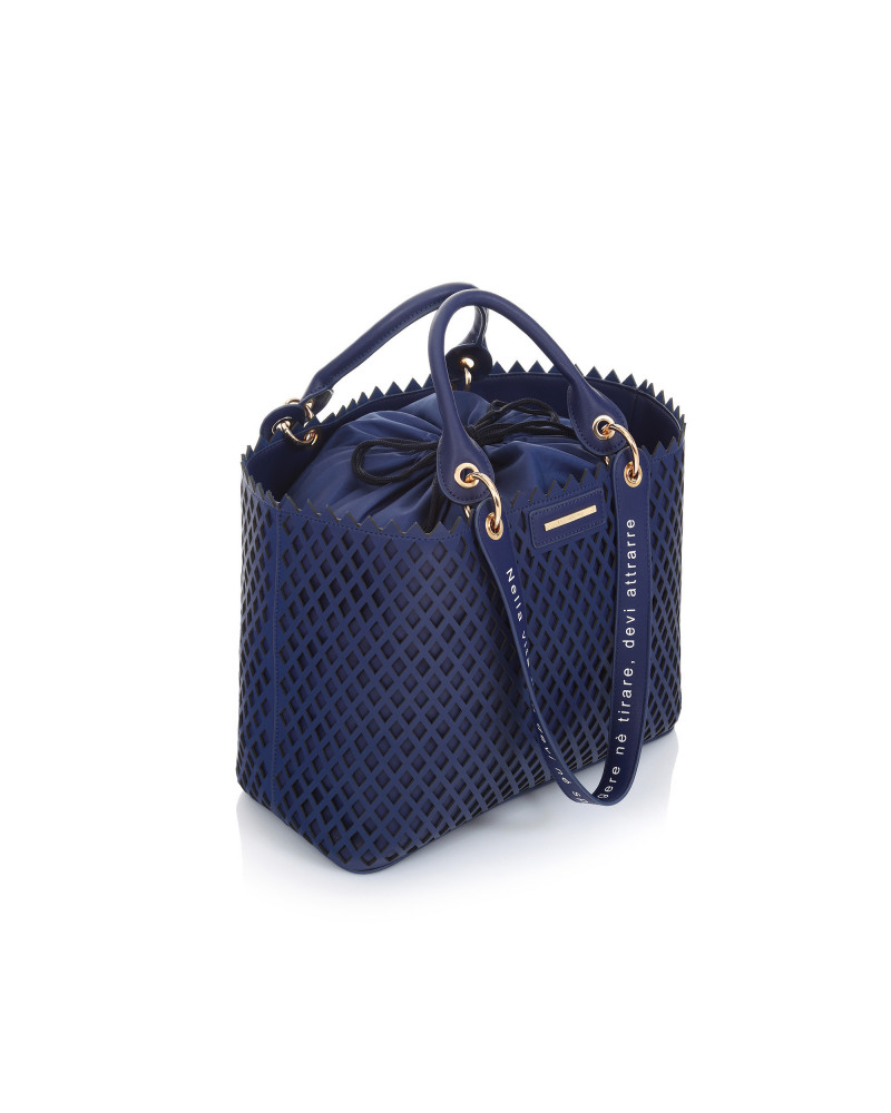 SHOPPING ON LINE LE PANDORINE BOSTON ATTRARRE BLUE NEW COLLECTION WOMEN'S SPRING SUMMER 2020