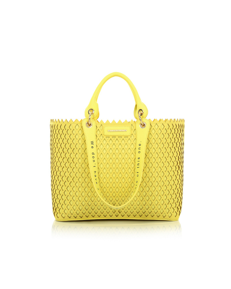 SHOPPING ON LINE LE PANDORINE BOSTON PLANET YELLOW NEW COLLECTION WOMEN'S SPRING SUMMER 2020