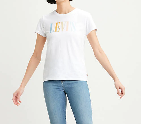 T-shirt donna LEVI'S THE PERFECT TEE