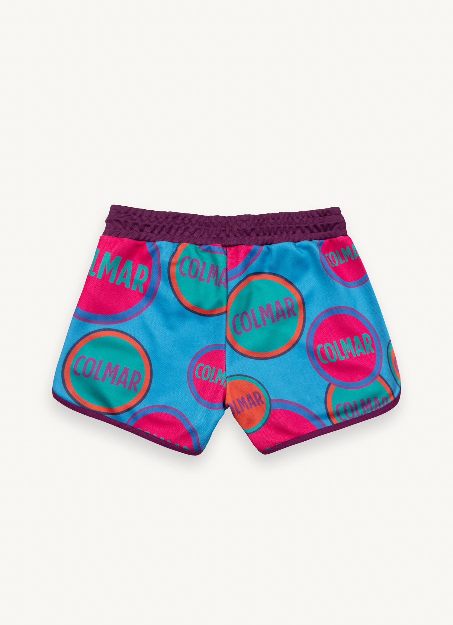 SHOPPING ON LINE COLMAR SHORTS ORIGINALS BY ORIGINALS CON STAMPA ALLOVER NEW COLLECTION WOMEN'S SPRING SUMMER 2020