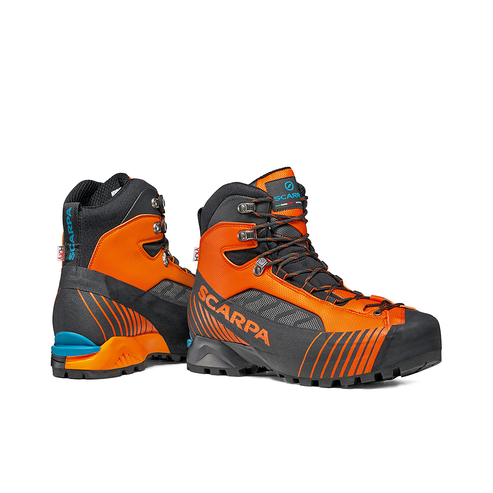RIBELLE LITE HD   -   Lightweight for fast and light mountaineering, via ferratas   -   Tonic-Black