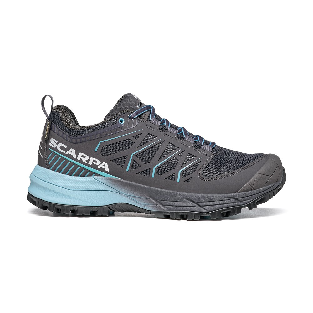 PROTON XT GTX WMN   -   Trail running percorsi off-road lunghe distanze   -   Obsidian - Reef Water