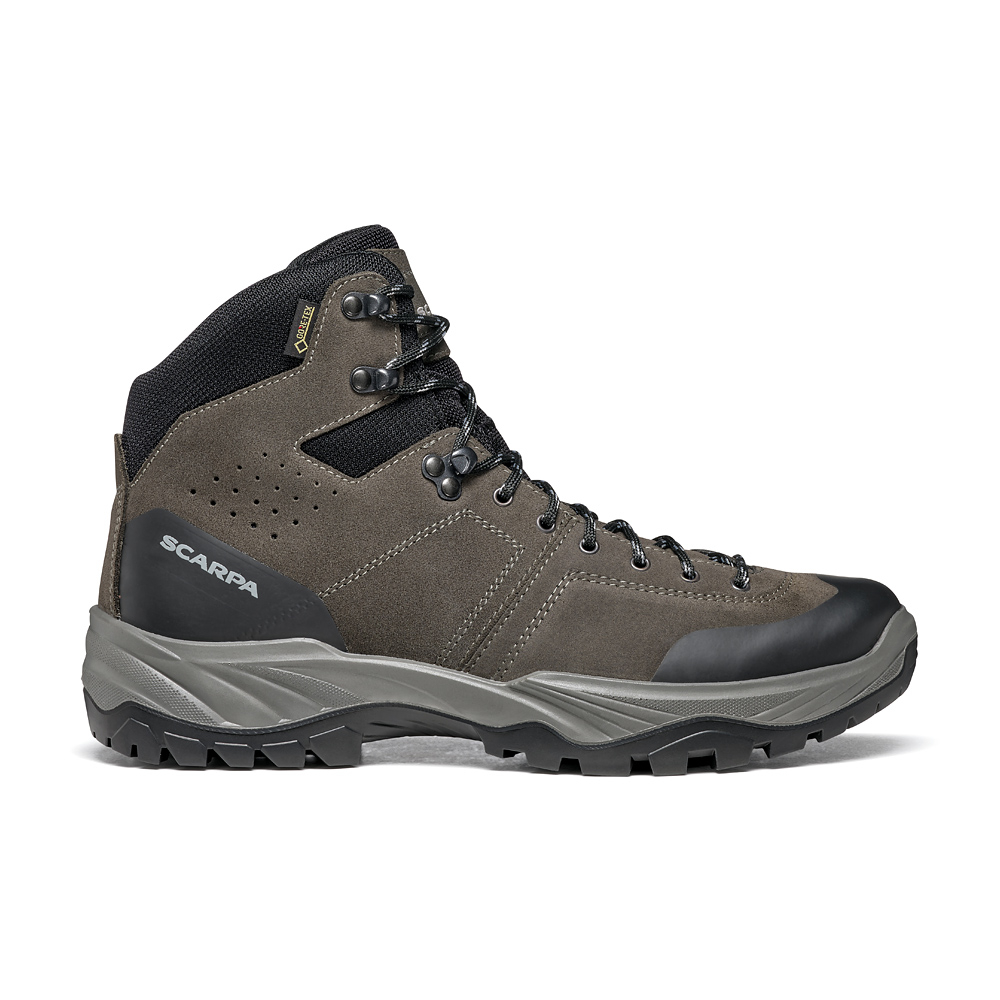 BOREAS GTX   -   Trails and forest excursions, waterproof   -   Shark