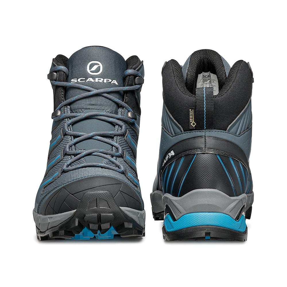 MAVERICK MID GTX   -   Hiking veloce su terreni misti, Impermeabile e leggera   -  Iron Gray-Octane