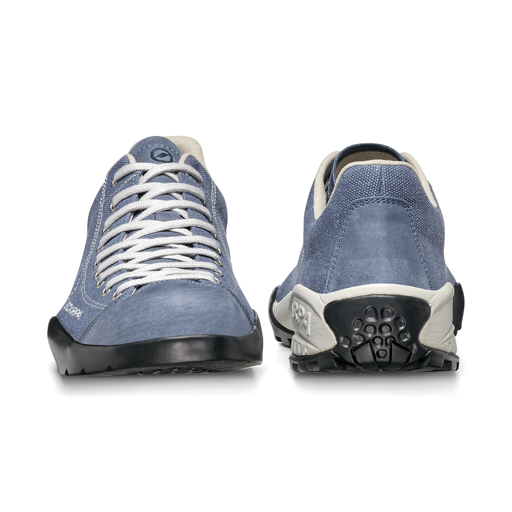 MOJITO CANVAS   -   Sneaker for the city, travel, free time   -   Ocean