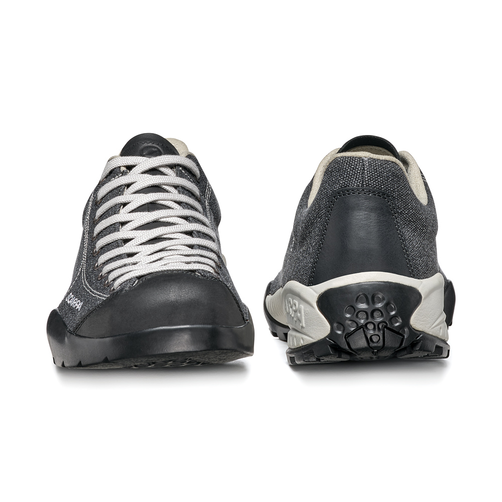 MOJITO CANVAS   -   Sneaker for the city, travel, free time   -   Black