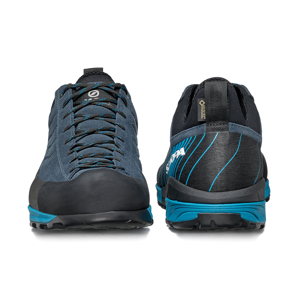 MESCALITO GTX   -   Technical approach, via ferratas, excursions on wet terrain   -   Ottanio-Lake blue