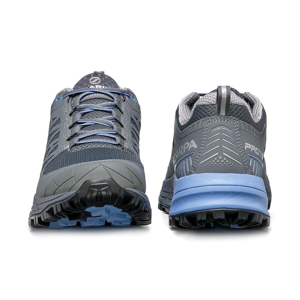 PROTON XT WOMAN  -   Trail Running lunga durata   -  Gray- Lavander