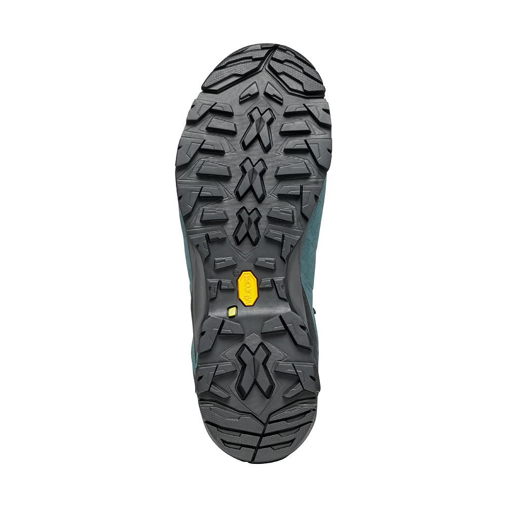 ZG TREK GTX WMN   -   For moving fast on alpine hikes, waterproof   -   Nile Blue-Gray-Lagoon / Last Medium