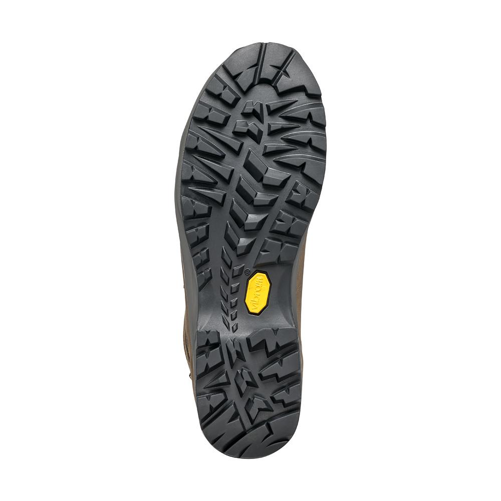 KAILASH PLUS GTX WMN   -   On trails with full backpacks, waterproof   -   Dark Brown ( Nubuck )