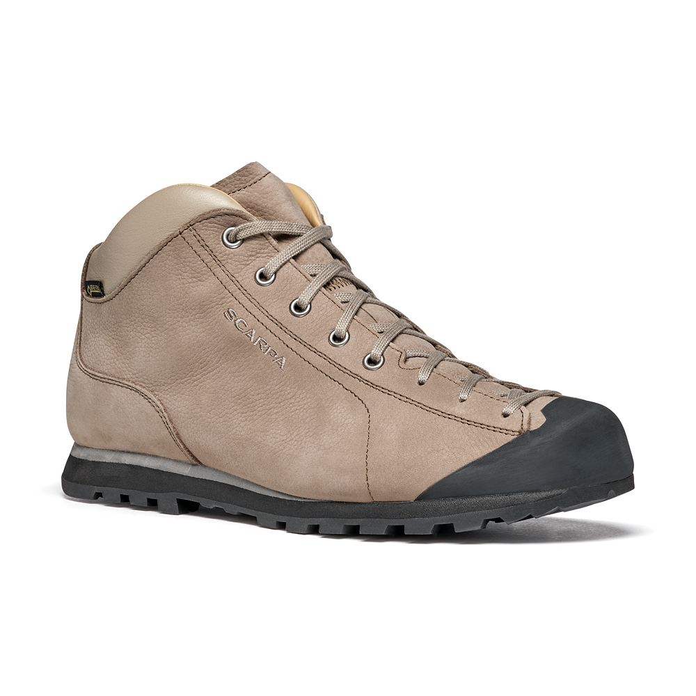 MOJITO BASIC MID GTX   -   Maximum comfort, a sombre but concrete style, waterproof   -   Taupe