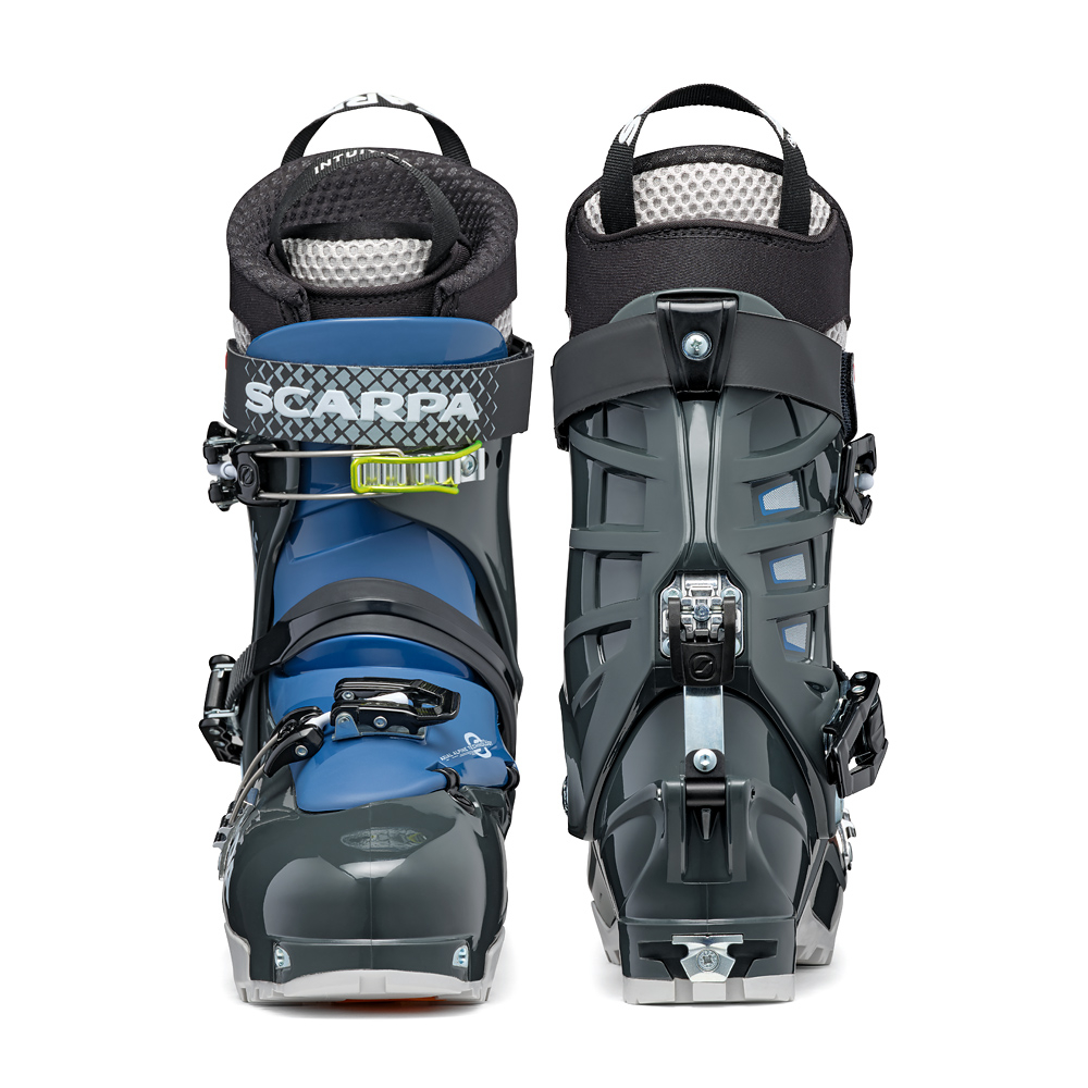FLASH   -   For people approaching the ski touring   -   Anthracite-Blue