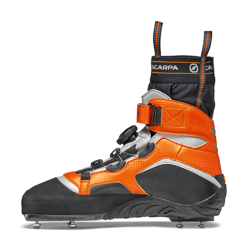 REBEL ICE   -   Dary Tooling and ice climbing competitions   -   Black-Orange