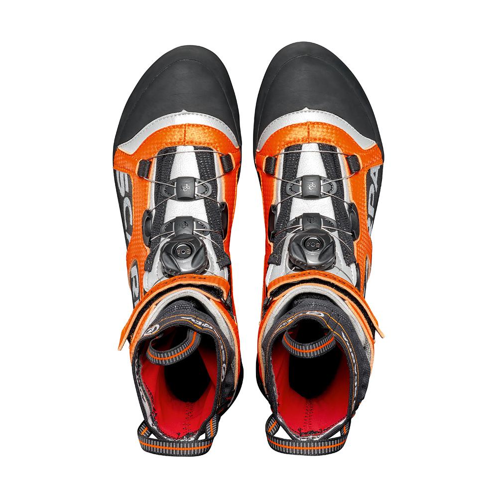 REBEL ICE   -   Dary Tooling e ghiaccio   -   Black-Orange