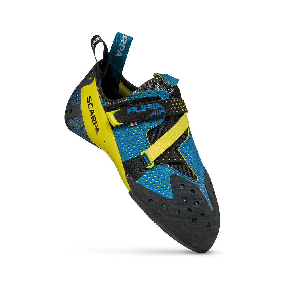 FURIA AIR   -   Specialized Performance   -   Baltic Blue - Yellow