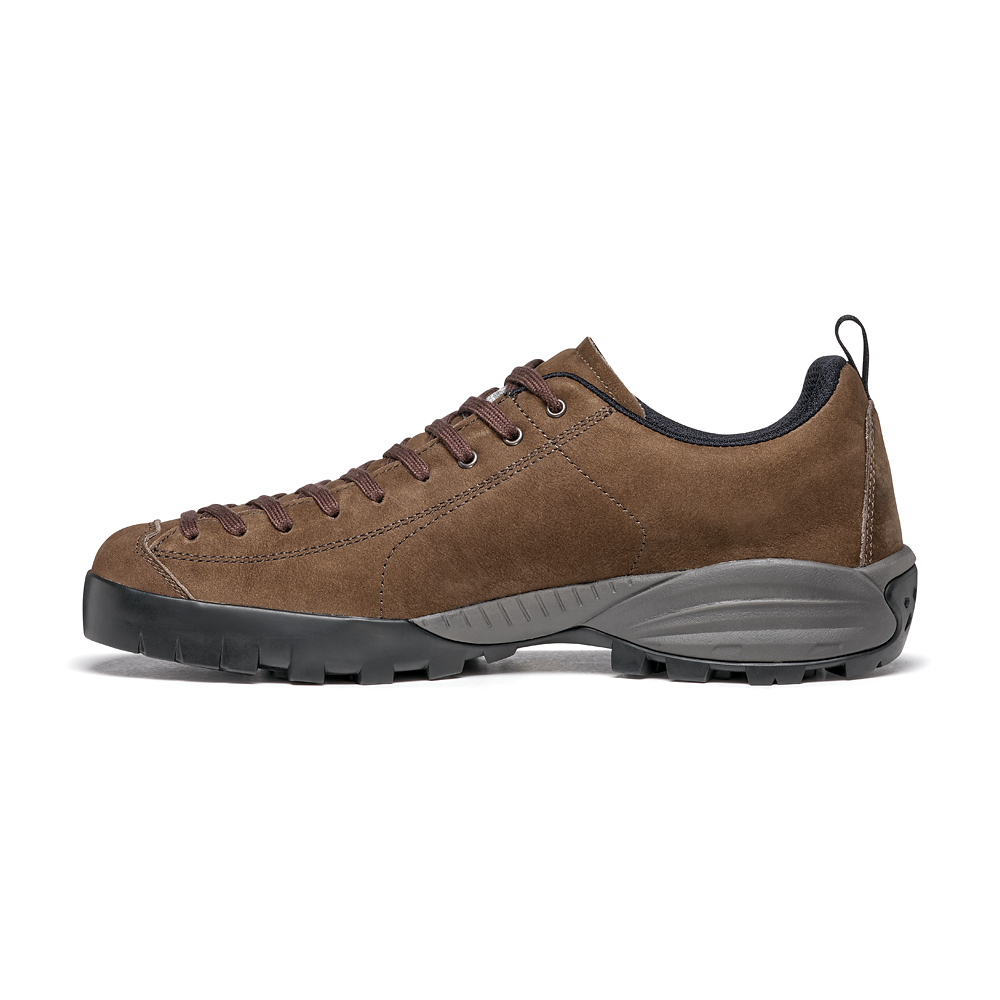 MOJITO CITY GTX  -   Comfortable and waterproof footwear   -   Charcoal (Nubuck)
