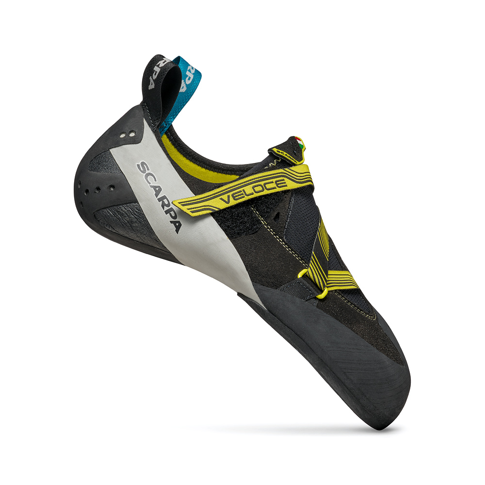 VELOCE   -   Relaxed Fit   -   Black – Yellow