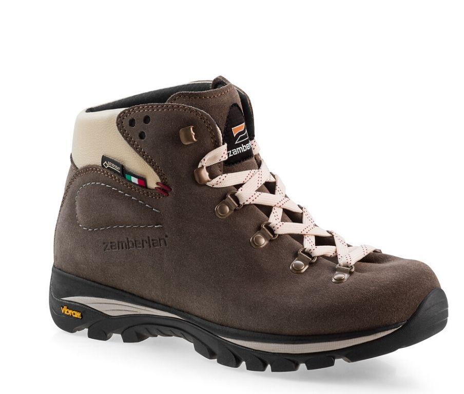 333 FRIDA GTX WNS - Women Hiking Boots - Brown