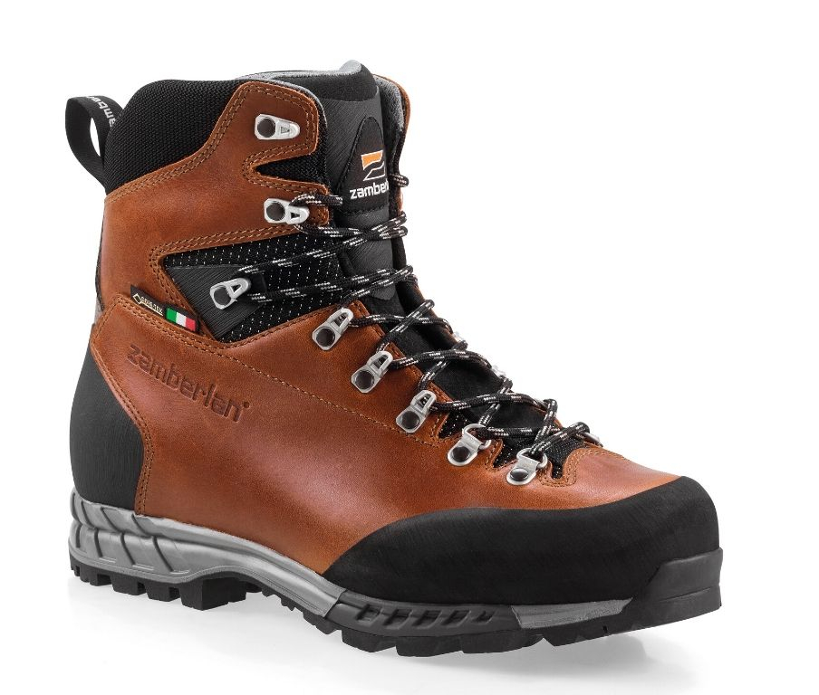 1111 ASPEN GTX RR  -   Hiking  Boots   -   Waxed Brick